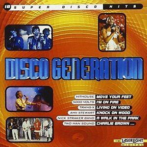 Disco-Generation-18-super-Disco-Hits-Santa-Esmeralda-Trans-X-Michael-Za-CD