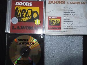 RARE-CD-THE-DOORS-L-A-WOMAN-VERSION-COLLECTOR-EDITION-LIMITEE