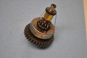 MORE! SEADOO OEM PWC Starter Bendix with Friction Clutch RXP GTI GTX.
