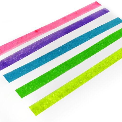 Zebra Chisel Tip Light Blue Pack of 3 Kirarich Glitter Ink Highlighters