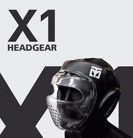 Mooto X1 Headgear Korean Taekwondo Boxing Martial Arts Head Gear Protector Gear