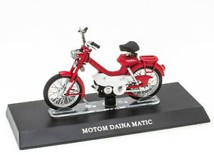 Moped VELO SOLEX 2200 1:18 Leo Model Diecast Model Motorcycle Scooter M017