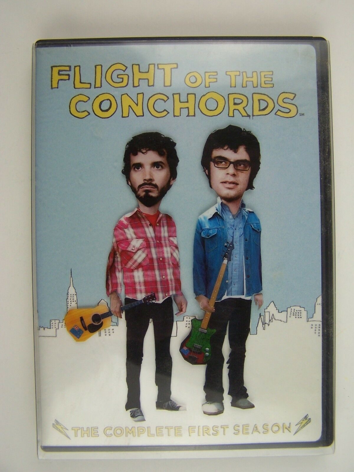 Flight of the Conchords: Season 1 DVD