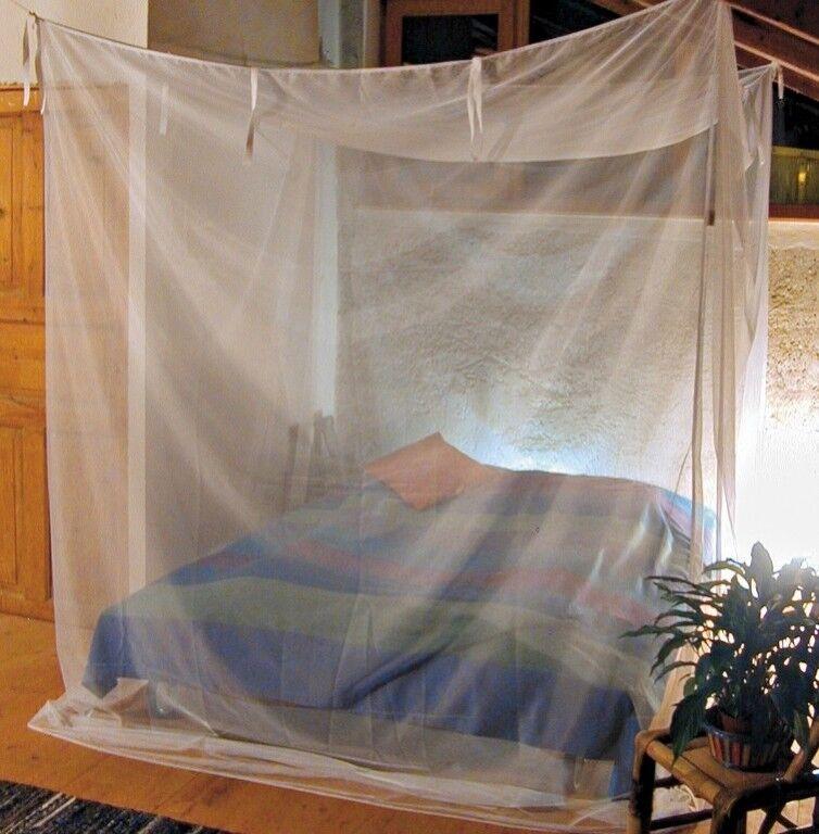 Brett Schneider mosquitera hacienda a especial recuadro forma de mosquitos dosel M