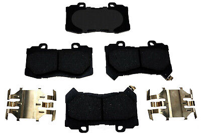 Disc Brake Pad Set-Ceramic Disc Brake Pad Front ACDelco Advantage 14D1802CH
