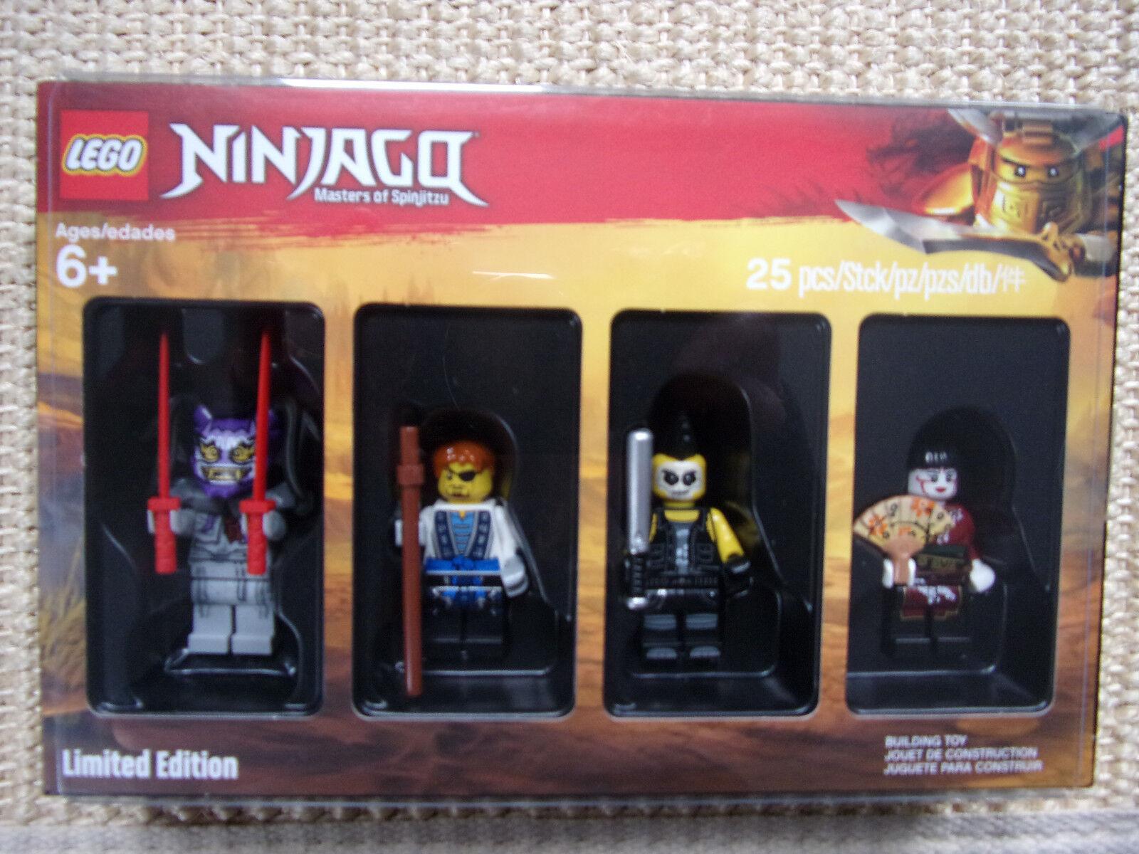 Lego 5005257 Bricktober Ninjago Edizione Limitata - Nuovo