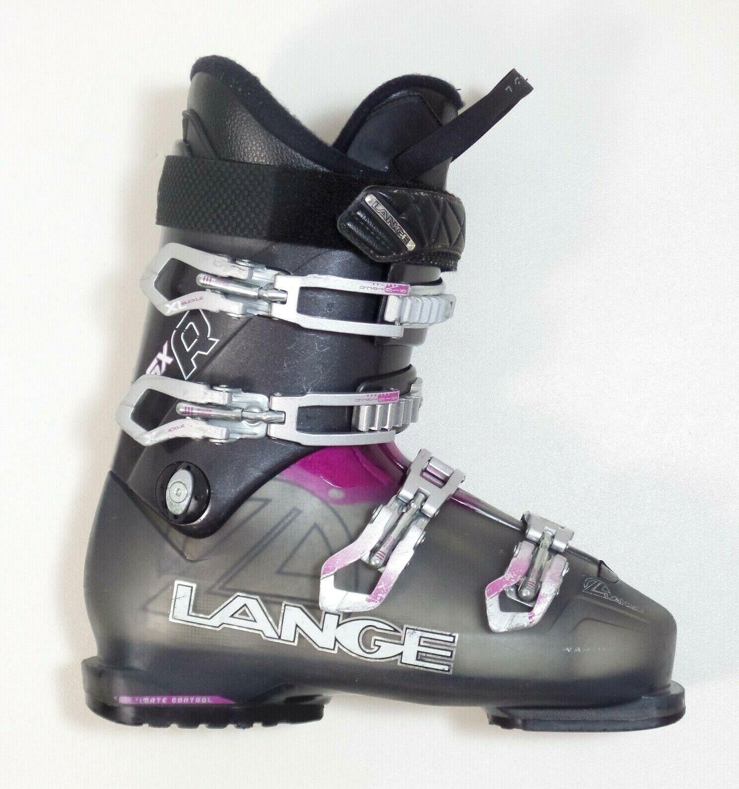 Lange SX R Damern Skischuhe FLEX 80 circa Gr. 40,5   MP 26 Ski Schuhe (PN352)