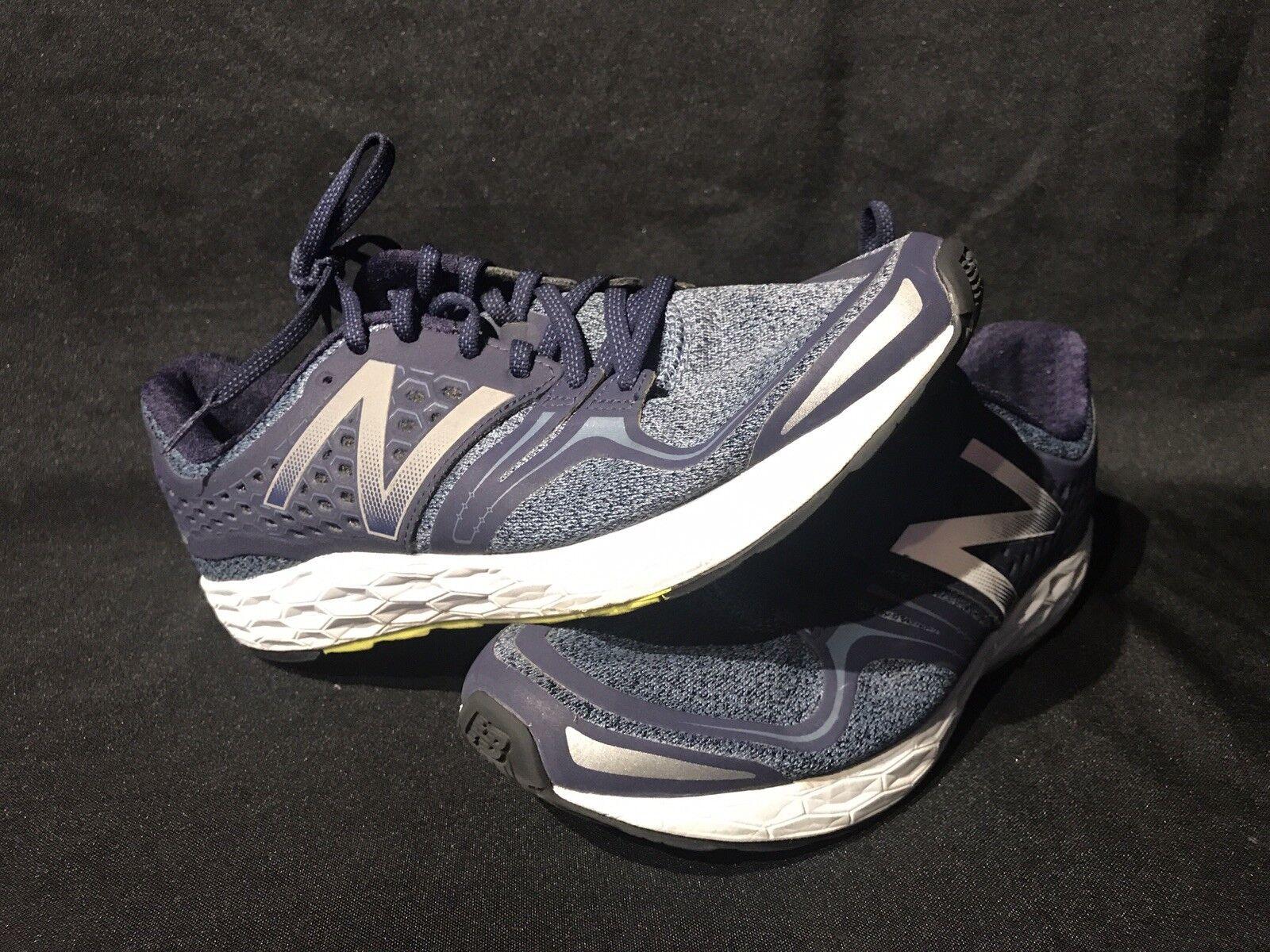 New Balance Women's Fresh Foam Vongo WVNGOGY Running Shoes Sneakers Size 9 Blue