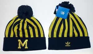 MICHIGAN-UNDER-THE-LIGHTS-ADIDAS-HAT-NEW-W-TAGS