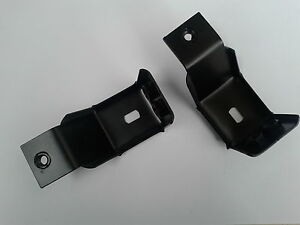 Ford-Capri-MK3-front-bumper-corner-end-brackets-mounts-pair