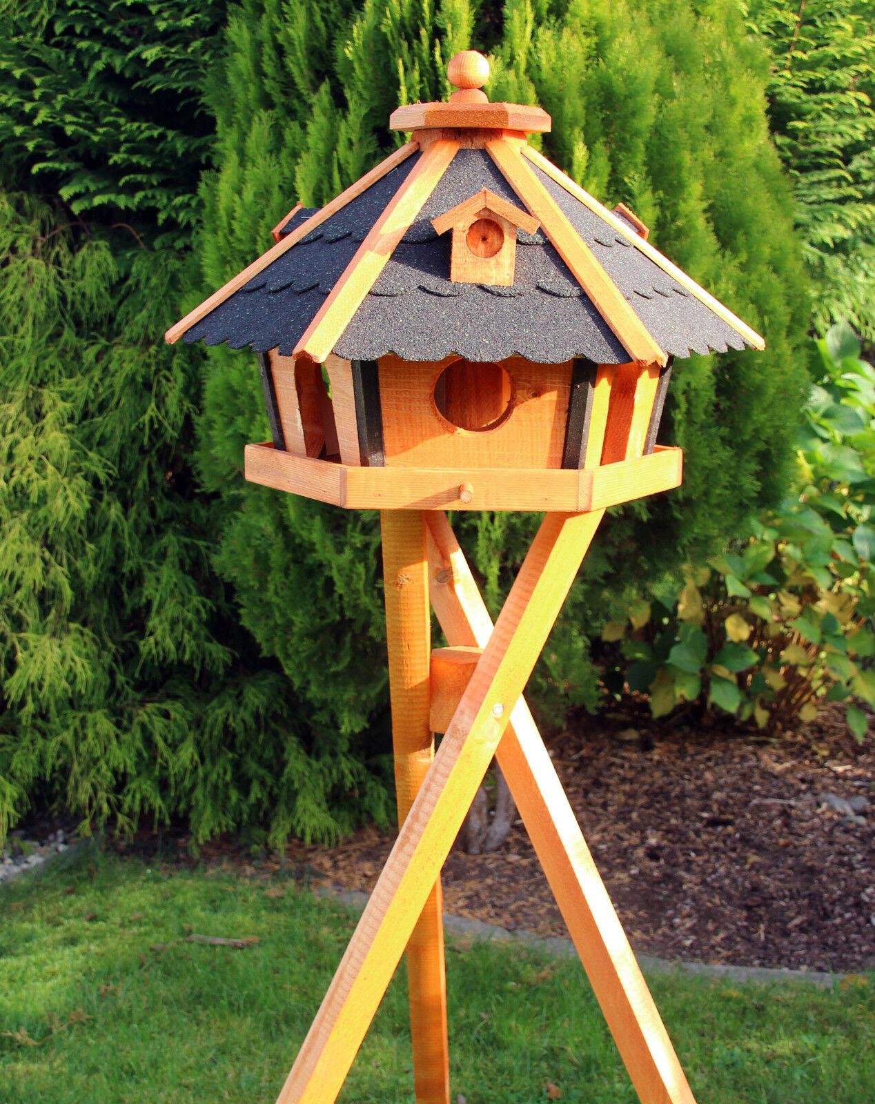 Vogelhaus Vogelhäuser aus Holz Typ 24 auch mit Ständer | Mittlere Kosten  | Viele Stile  | ein guter Ruf in der Welt