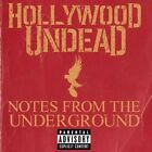 Notes From The Underground 0602537260065 by Hollywood Undead CD