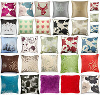 Designer Cushion Covers, Catherine Lansfield Scatter Cushions, 43x43 cm