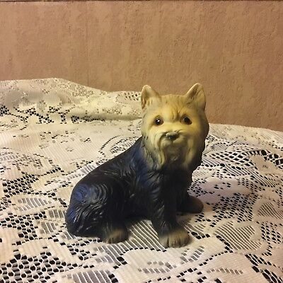 Border Fine Arts Yorkshire Terriers Dog Figurine New Boxed A24207