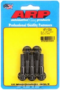 ARP 671-1004 Metric Thread Bolt Kit 8740 Chrome Moly M8 x 1.25 35mm UHL  10mm 12