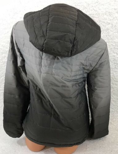Black Secret Victorias Ombré Puffer Sports Gray Vsx Reversible Størrelse Coat S 474n0BZ