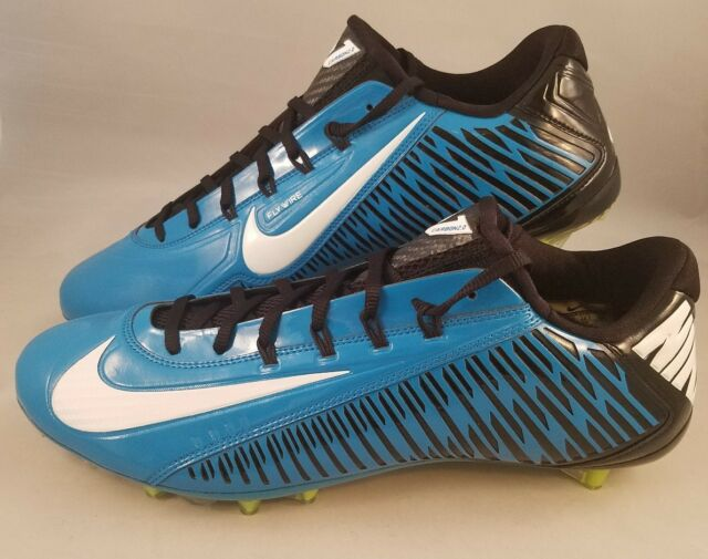 453d8440843 Frequently bought together. Nike Vapor Carbon Elite 2.0 TD Football Cleats  Men s Size 14 Blue Black PANTHERS