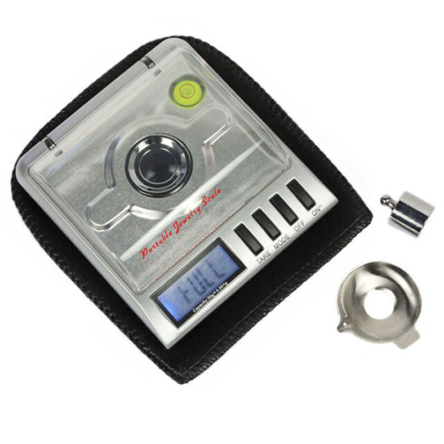 New 30g/0.001g LCD Digital Portable Jewelry Pocket Scale Excellent