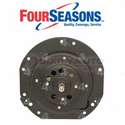 Four Seasons Front HVAC Blower Motor for 1965-1966 GMC Suburban Heating yk