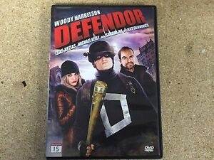 * NEW DVD Film * DEFENDOR *