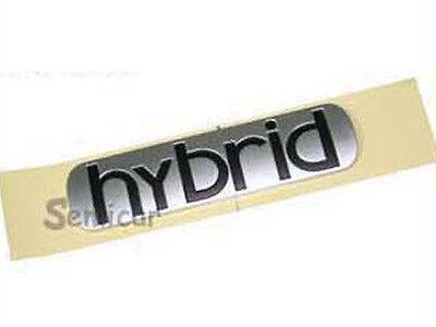 86330 0T000 hybrid Logo Emblem For 2006 2011 Kia Rio Pride