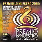 Premio lo Nuestro 2005 by Various Artists (CD, Feb-2005, Fonovisa)