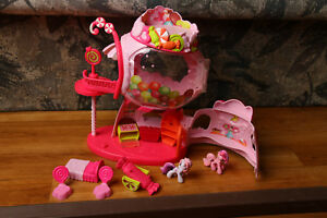 My-Little-Pony-Sweetie-Belles-Gumball-House-Playset-MLP-Ponyville-Hasbro-2008