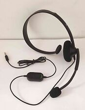 Genuine OEM Official Microsoft Chat Headset for Xbox One