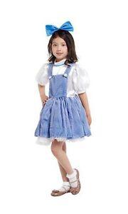 nina-Dorothy-Disfraz-Cuento-De-Hadas-CARNAVAL-Infantil-3-9yrs-oz