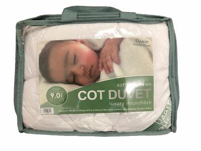 9.0 Tog Per Bambini Baby Anti-allergico Comode Alta Qualità In Microfibra Morbido Lettino Piumone-mostra Il Titolo Originale
