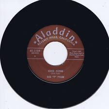 BIG 'T' TYLER - KING KONG / SADIE GREEN (TOP Wild Black Rockers - KILLERS) REPRO