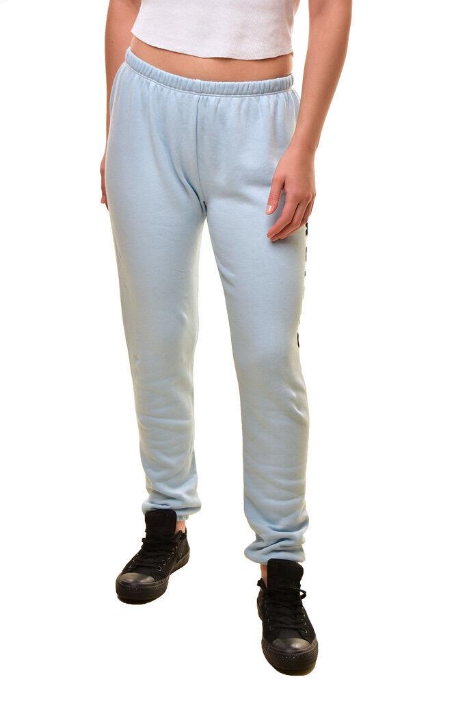 Wildfox Damen Exersighs Knox WFL61755W Sweatpants Blau Skies S  101£BCF810
