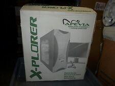 NEW Apevia X-Plorer Black Steel ATX Tower Gaming PC Case (No PSU)