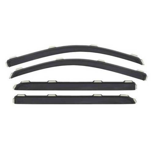 AVS 4-Piece In-Channel Ventshade for Jeep Liberty 2008-2014
