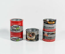 Sterno 2.6 Oz Entertainment Cooking Fuel Cans 3-pack for sale online
