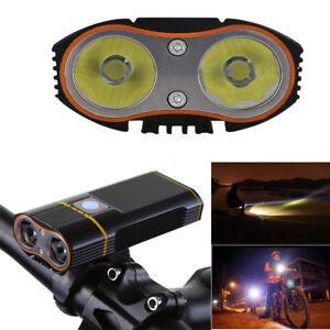 Waterproof-Bike-Bicycle-Front-Light-USB-Flashlight-Cycling-2-18650-Lamp-Torch