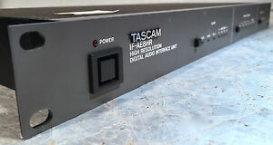 TASCAM-IF-AE8HR-AES-EBU-TDIF-Konverter-fuer-DA-88-etc-bis-96kHz