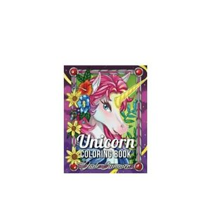 1 Unicorn Coloring Book An Adult Coloring Fun Relaxing And