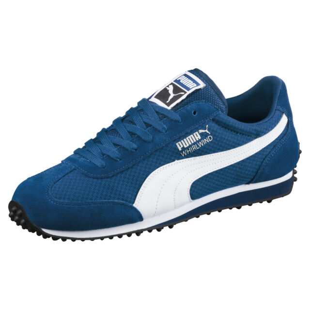 Puma Whirlwind Men's Shoes Sneakers Blue 36378704