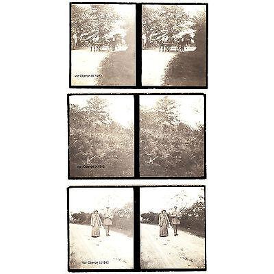 Stereofotografie,Autoreise v.Bayern n. Spanien1912,königl.Fam.,Bayern-Spanien