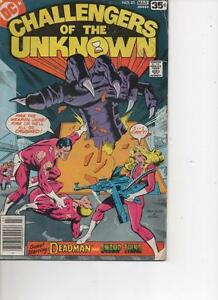 CHALLENGERS-OF-THE-UNKNOWN-85-MAR-1978-GOOD-PLUS