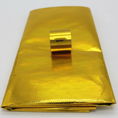 Reflect A Gold Performance Heat Protection Shield Adhesive Tape//Barrier Wrap