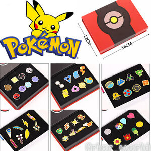 Pokemon Anime Kalos Jeu Badge Gymnase De La Ligue dkernPavgG