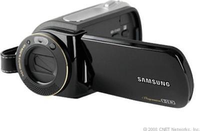 2019 Neuestes Design Samsung Vp-hmx10 Hd Camcorder Mit Touchscreen Perfekte Verarbeitung