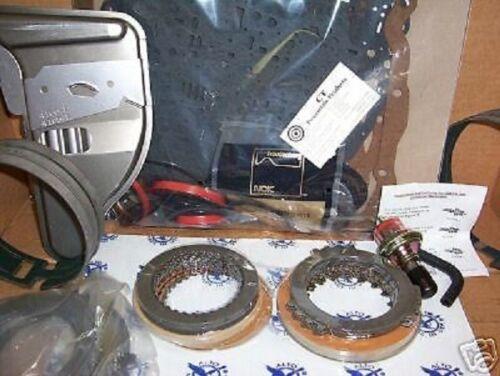 440T4 Super Master Rebuild Kit 1983-1986 W Steels Both Bands Filter Washer Set