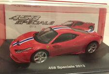 "DIE CAST "" 458 SPECIALE - 2013 "" FERRARI GT COLLECTION  SCALA 1/43"