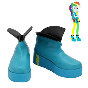 Rainbow Dash Shoes My Little Pony