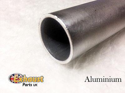 "250mm 10"" Aluminium Tube 1.5"" - 38mm Radiator Intercooler Hose Breather Pipee"