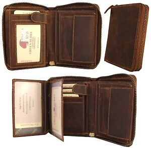 Liefern Leonardo Verrelli Herren-geldbörse 10 X 13 Cm Echtleder Portemonnaie X-3000221 Herren-accessoires