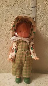 VINTAGE SUSIE IN THE PARK DOLL 5 1/2 INCHES TALL BY DAYTON HUDSON ...RARE